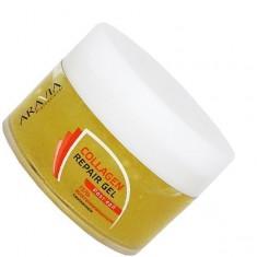 Aravia professional гель восстанавливающий с коллагеном collagen repair gel 200мл