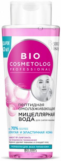 Мицеллярная вода для лица Фитокосметик ФИТОКОСМЕТИК