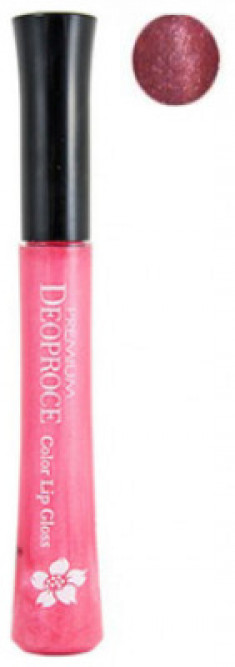 Блеск для губ PREMIUM DEOPROCE COLOR LIP GLOSS 10ml #23