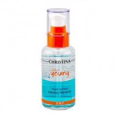 Средство для снятия макияжа CHRISTINA Forever Young Dual Action Make Up Remover 100 мл