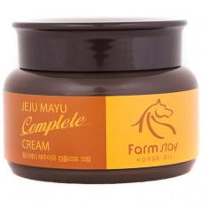 FarmStay Крем с лошадиным маслом для сухой кожи 100мл Farm Stay