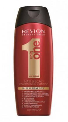Шампунь кондиционирующий для волос Revlon Professional UNIQONE CONDITIONING SHAMPOO 300мл