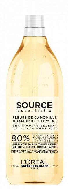 LOREAL PROFESSIONNEL Шампунь мягкий для чувствительной кожи головы / La Source ALL-SOFT SHAMPOO 1,5 л