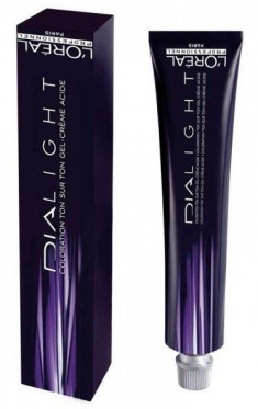 LOREAL PROFESSIONNEL 10.23 краска для волос / ДИАЛАЙТ 50 мл