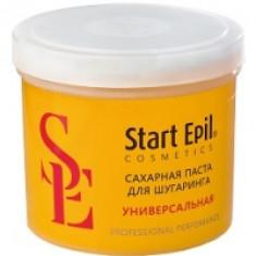 Aravia Professional Start Epil - Сахарная паста для депиляции, Универсальная, 750 г