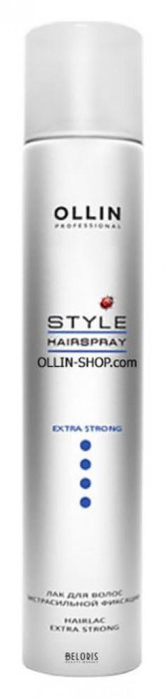 Лак для волос OLLIN