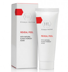 HOLY LAND Пилинг-гель / REVEAL PEEL WITH NATURAL ALPHA HYDROXY ACIDS 75 мл