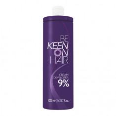 KEEN, Крем-окислитель Developer 9%, 1000 мл