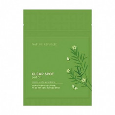 патчи против акне nature republic clear spot patch