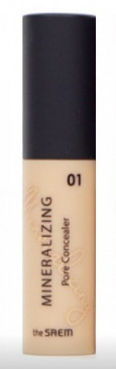 Консилер для маскировки пор THE SAEM Mineralizing Pore Concealer 01 Clear Beige 4ml