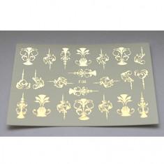 Freedecor, Слайдер-дизайн F8-01, золото