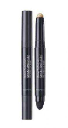 Консилер-стик для маскировки недостатков Cover Perfection Stick Concealer 02 Rich Beige 1,8г The Saem