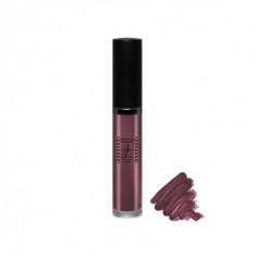 Блеск для губ в тубе суперстойкий Make-Up Atelier Paris RW47 пурпурный медный 7,5 мл