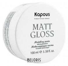 Паста для волос Kapous