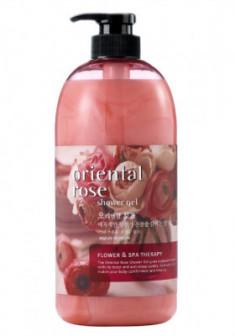 Гель для душа Welcos Body Phren Shower Gel Oriental Rose