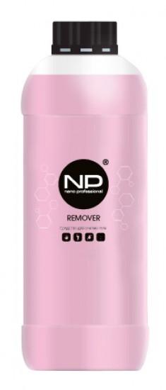 NANO PROFESSIONAL Средство для снятия геля / Remover 1000 мл
