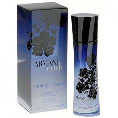 GIORGIO ARMANI CODE парфюмерная вода женская 30мл