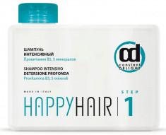 CONSTANT DELIGHT Шампунь интенсивный Счастье для волос, шаг 1 / Happy Hair 250 мл