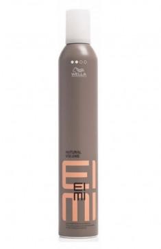 WELLA Professionals Пена легкой фиксации для укладки волос / EIMI NATURAL VOLUME 500 мл