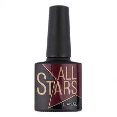 Гель-лак для ногтей UV/LED LIANAIL ALL STARS тон Бархатный вечер 10 мл