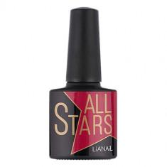 Гель-лак для ногтей UV/LED LIANAIL ALL STARS тон Первая любовь 10 мл