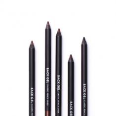 Карандаш для глаз Tony Moly Backgel Classic Pencil Liner 03 Dust Brown