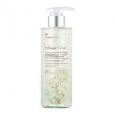 Гель для душа с экстрактом белого пиона The Face Shop Perfume Seed White Peony Body Wash 300 мл