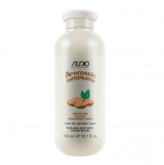 KAPOUS Бальзам для всех типов волос Молочко миндального ореха / Aromatic Symphony 350 мл