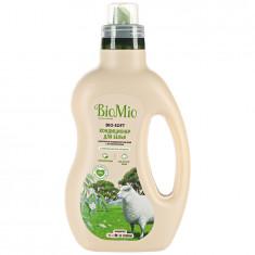 BIOMIO BIO-SOFT Экологичный кондиционер для белья с эфирным маслом эвкалипта 1000мл