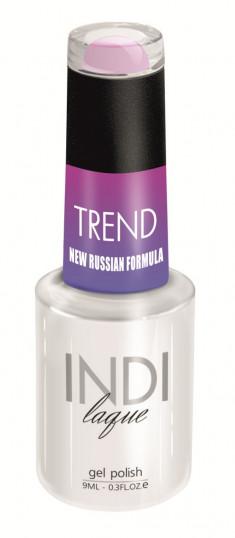 RuNail 5082 гель-лак для ногтей / INDI laque Trend 9 мл