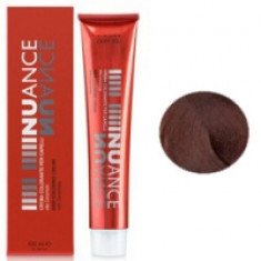 Punti Di Vista Nuance Hair Color Cream With Ceramide - Крем-краска для волос с керамидами, тон 5.23, 100 мл