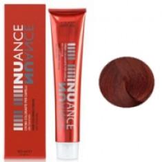 Punti Di Vista Nuance Hair Color Cream With Ceramide - Крем-краска для волос с керамидами, тон 6.43, 100 мл