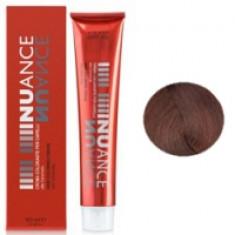 Punti Di Vista Nuance Hair Color Cream With Ceramide - Крем-краска для волос с керамидами, тон 6.32, 100 мл