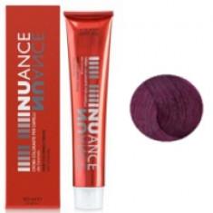 Punti Di Vista Nuance Hair Color Cream With Ceramide - Крем-краска для волос с керамидами, тон фиолетовый, 100 мл