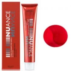 Punti Di Vista Nuance Hair Color Cream With Ceramide - Крем-краска для волос с керамидами, тон красный, 100 мл