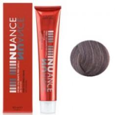 Punti Di Vista Nuance Hair Color Cream With Ceramide - Крем-краска для волос с керамидами, тон темно-серый, 100 мл