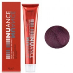 Punti Di Vista Nuance Hair Color Cream With Ceramide - Крем-краска для волос с керамидами, тон 5.22, 100 мл