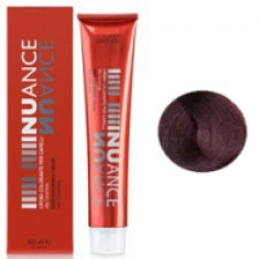 Punti Di Vista Nuance Hair Color Cream With Ceramide - Крем-краска для волос с керамидами, тон 4.2, 100 мл