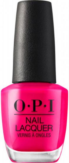 Лак для ногтей OPI CLASSIC NLB36 That'S Berry Daring 15 мл