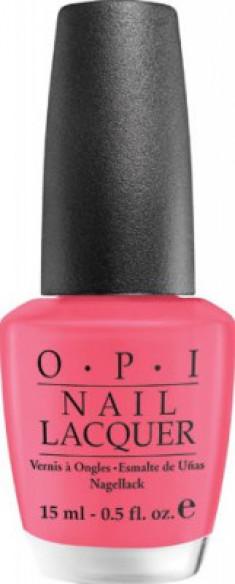 Лак для ногтей OPI CLASSIC NLB77 Feelin' Hot-Hot-Hot! 15 мл