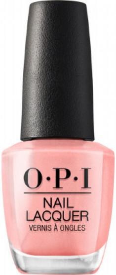 Лак для ногтей OPI CLASSIC NLS48 Tutti Frutti Tonga 15 мл