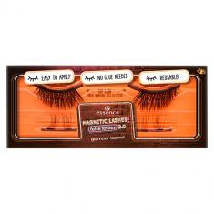 Накладные ресницы ESSENCE MAGNETIC LASHES! магнитные Glamour lashes
