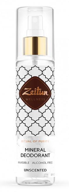ZEITUN Дезодорант-антиперспирант нейтральный, без запаха 150 мл