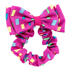 Резинка LADY PINK TASTE OF COLOR material bow