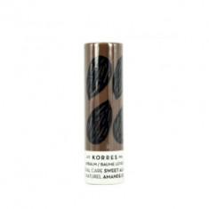 Бальзам-стик для губ Korres натуральная защита - сладкий миндаль, 5 мл