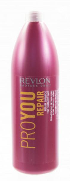 Шампунь для волос восстанавливающий Revlon Professional PROYOU REPAIR SHAMPOO 350мл
