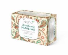 Натуральное мыло для жирной и проблемной кожи лица и тела с зелёной глиной Teana 100г