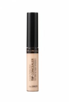 Консилер THE SAEM Cover Perfection Tip Concealer 1.25 Light Beige 6,5гр