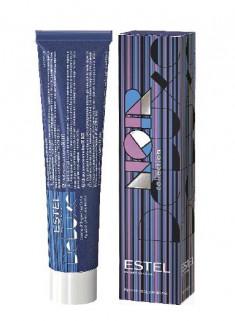 ESTEL PROFESSIONAL 4/76 краска для волос, шатен коричнево-фиолетовый / DE LUXE NOIR 60 мл
