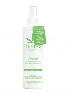 HEMPZ Кондиционер несмываемый защитный Здоровые волосы / Herbal Fortifying Leave-In Conditioner & Restyler 250 мл